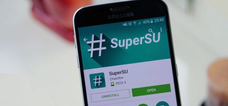 Rootear Android con SuperSU