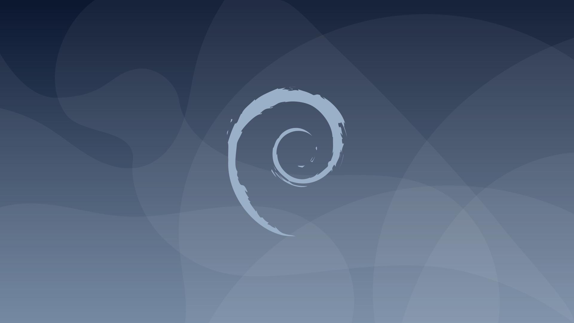 Fondo de escritorio de Debian Buster