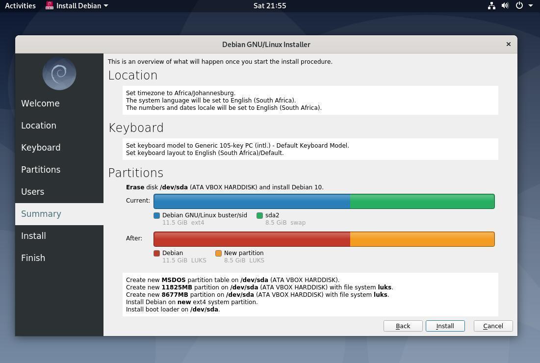 El nuevo instalador de Debian, llamado Calameres, hace que la tarea de instalar un SO sea más fácil que nunca