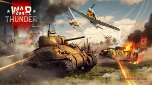 Guerra mixta Evento Sicilia War Thunder