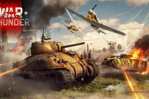 Guerra mixta Evento Sicilia War Thunder