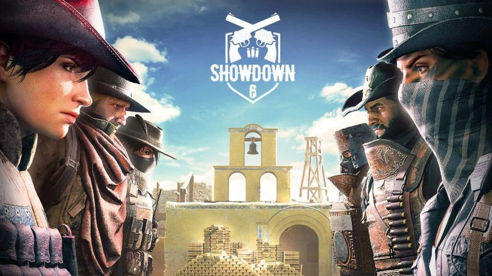 Bandos de Rainbow Six Siege Showdown