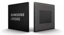 Samsung se prepara para lanzar los chips DRAM LPDRR5 masivamente