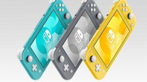 La Nintendo Switch Lite estará disponible a partir del 20 de septiembre