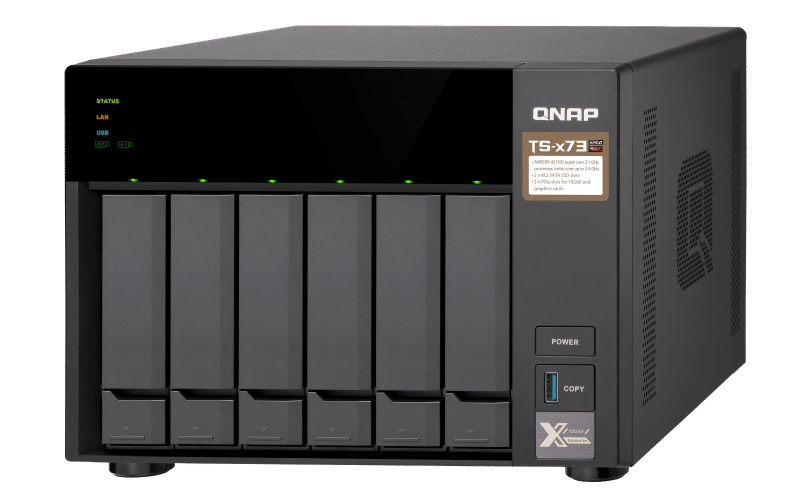 QNAP TS-673