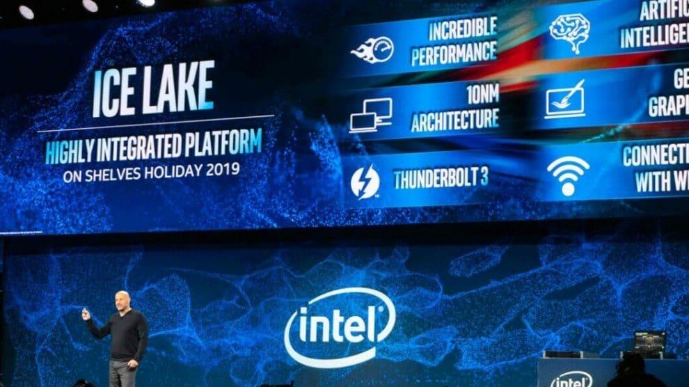 La décima generación de procesadores de Intel ya está aquí