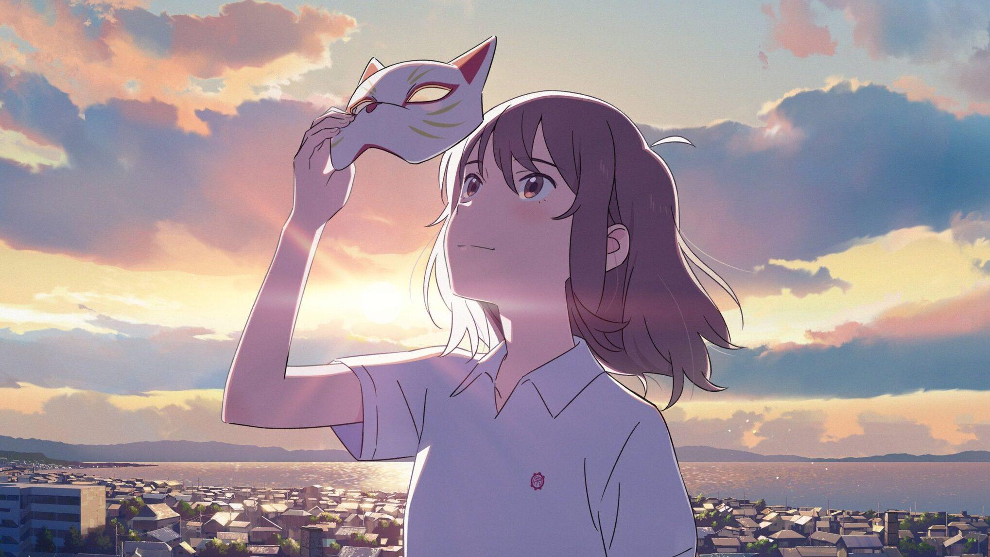mejores películas anime de Netflix Amor de gata