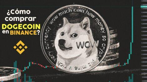 Cómo comprar dogecoin en Binance