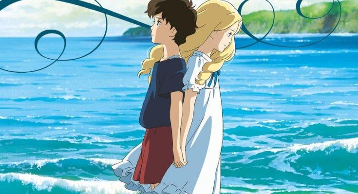 mejores películas anime de Netflix El recuerdo de Marnie