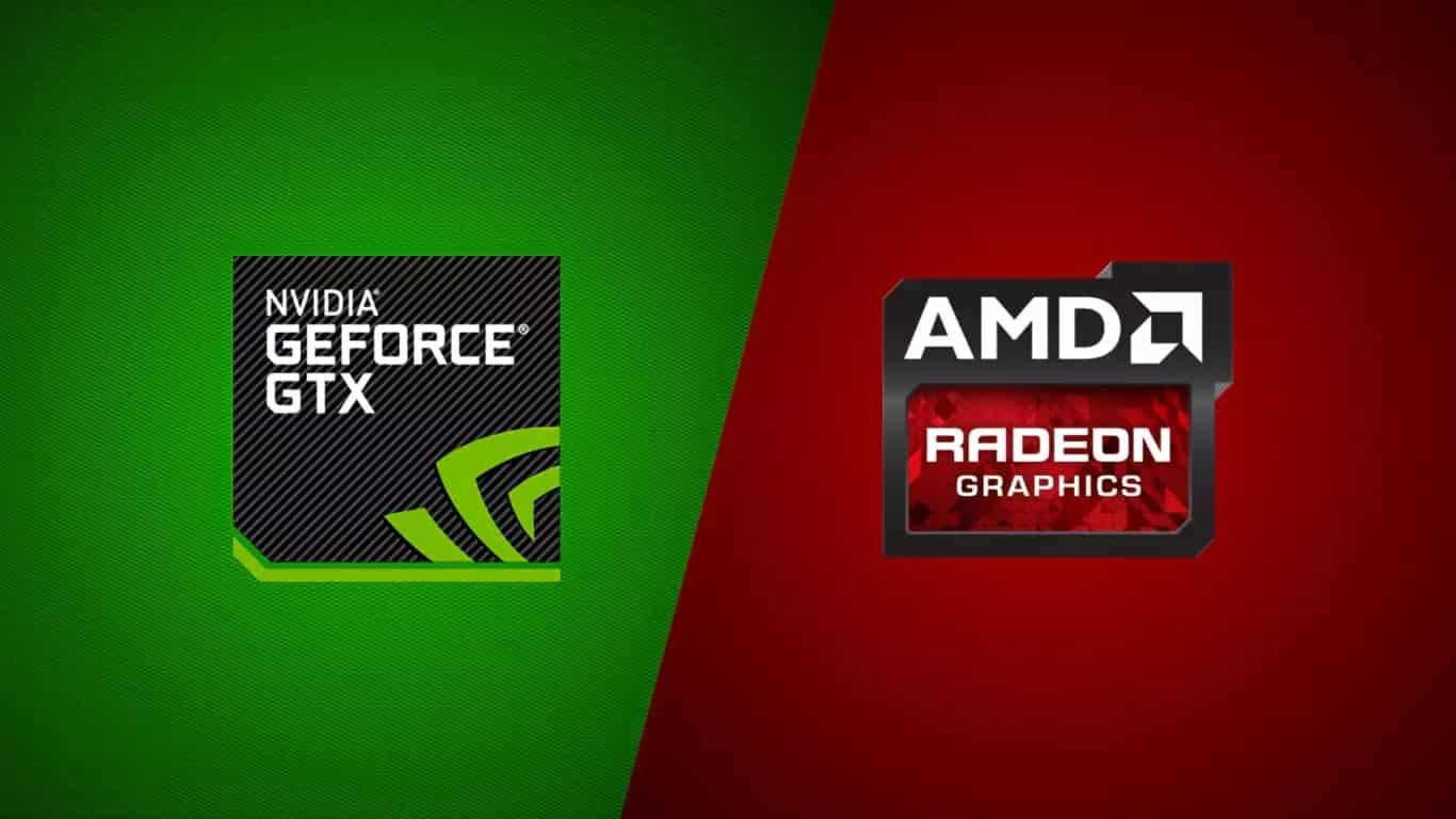 NVDIA y AMD bajan sus precios de tarjeta gráfica progresivamente.