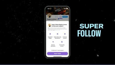 Super Follow, la nueva posible funcionalidad de Twitter
